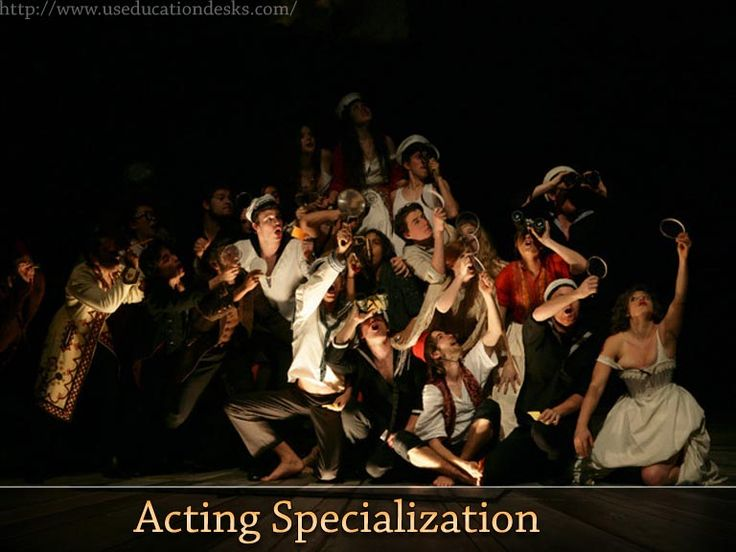 Acting specialization us education desk abroad