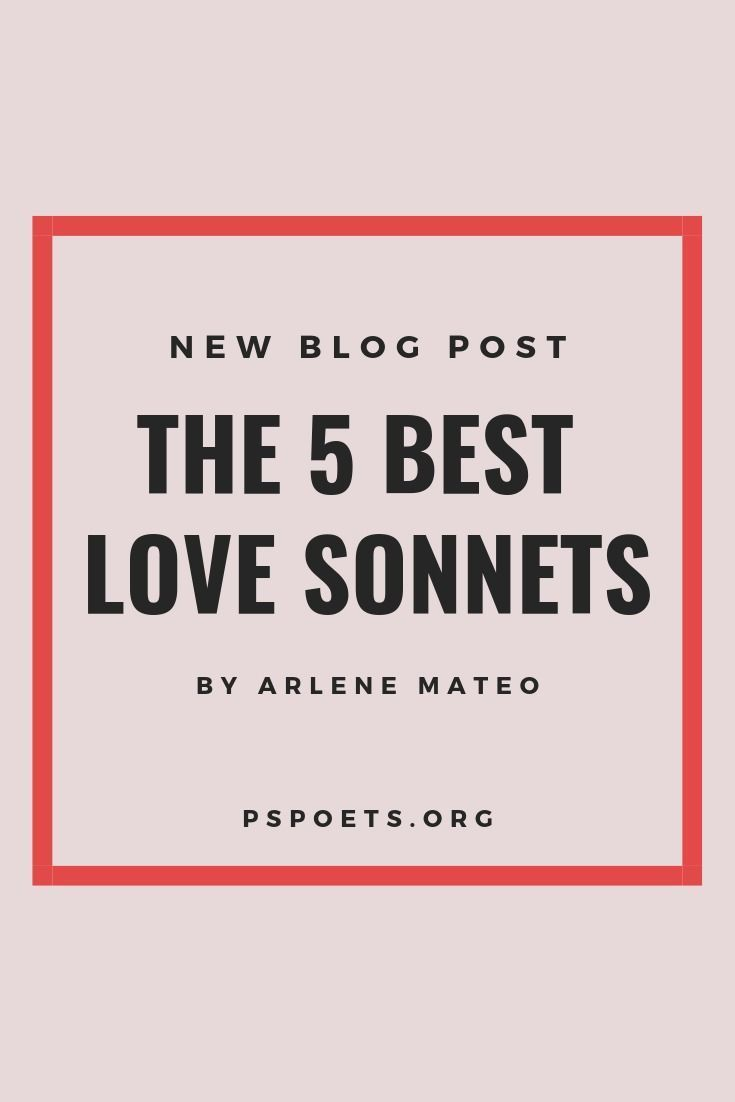 How Did You Spend Your Valentine S Day I Decided To Spend The Morning Reading My Favorite Love Sonnets Oldies But Goodies These Poems Best Love Sonnets Poems