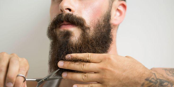 Is a bushy beard good for your health?