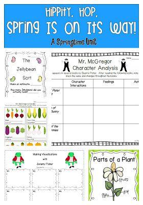 Beatrix Potter Curriculum - Hands of a Child