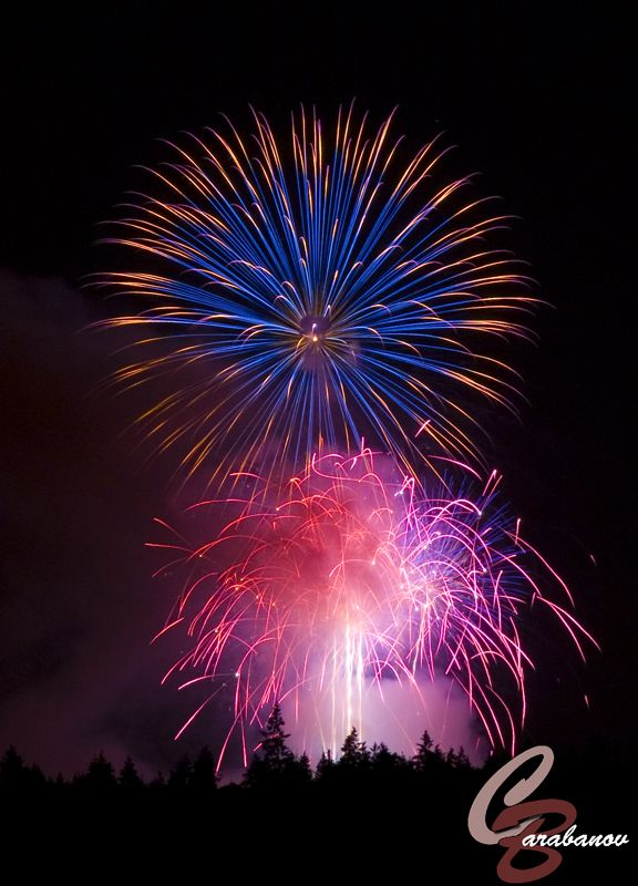 14 Images of Fireworks That Will Get You Psyched For The Fourth & some History about it.