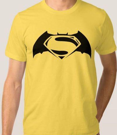 Idée Créative - Camiseta Batman vs Superman