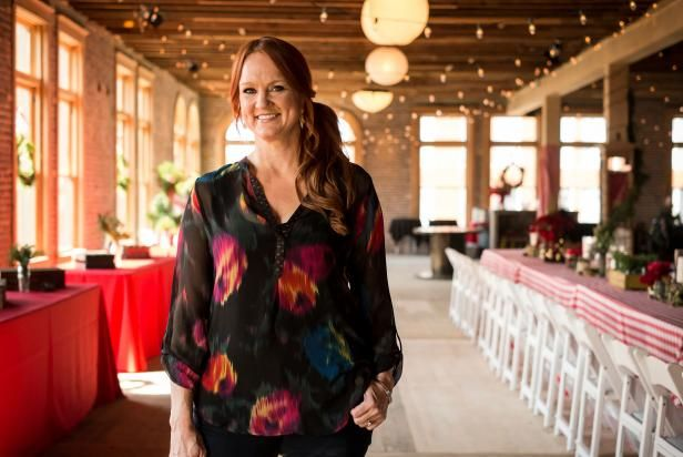 Ree Drummond is the host of The Pioneer Woman.
