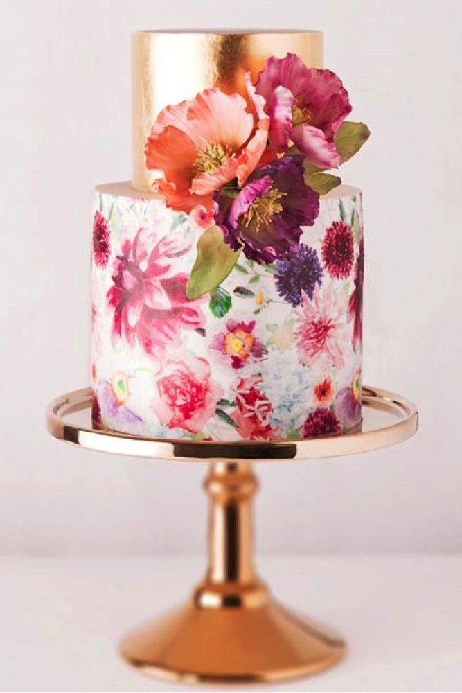 Beautiful Wedding Cakes The Best From Pinterest ❤ See more: http://www.weddingforward.com/beautiful-wedding-cakes/ #weddings #WeddingCakes #weddingcakedesigns