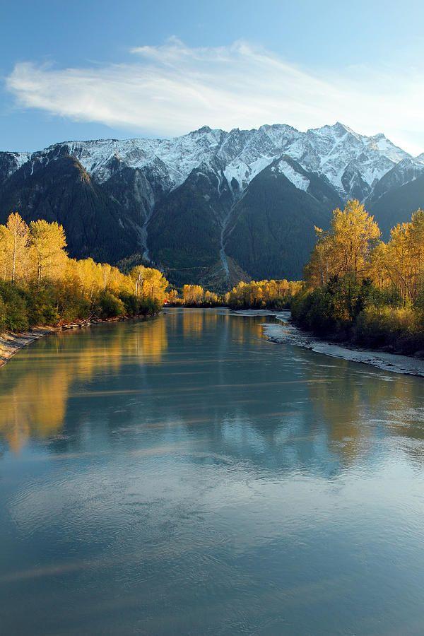 Lillooet River (Pemberton, BC) by Pierre Leclerc Photography