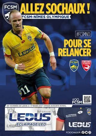 """Allez Sochaux !"" - FCSM-Nîmes Olympique"