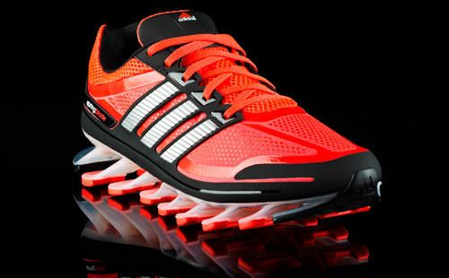 New Adidas Shoe Features Plastic Springs  http://www.runnersworld.com/newswire/new-adidas-shoe-features-plastic-springs