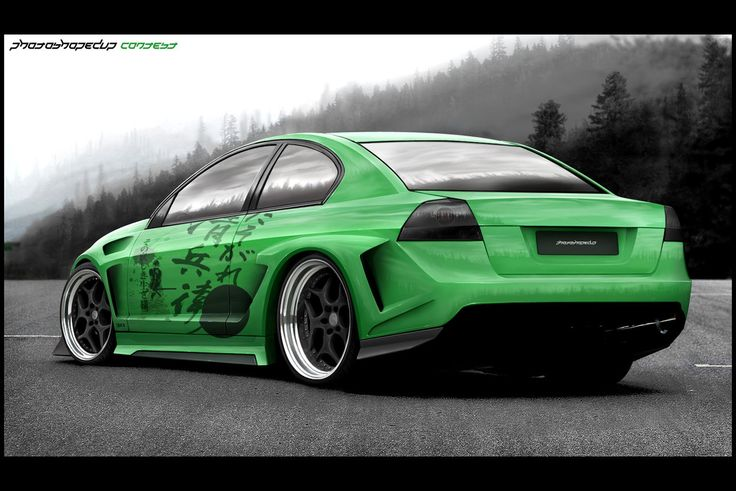 Holden Commodore SSV by RecDesign on DeviantArt