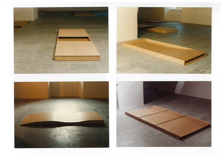 Jan Stolín, Installation, Milevsko, 1993
