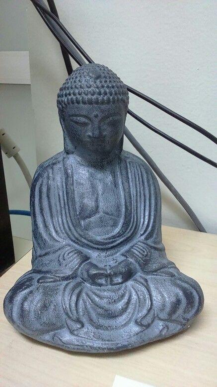 """Buda de escritorio. """"finding nirvana """""""