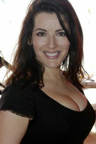 Nigella Lawson.