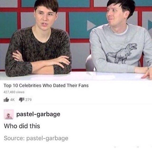 Dan og Phil online dating Wikipedia dating-nettsteder