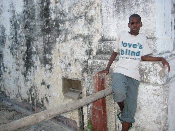 This photo was taken in Isla de Mozambique in late 2009. By Lauren L