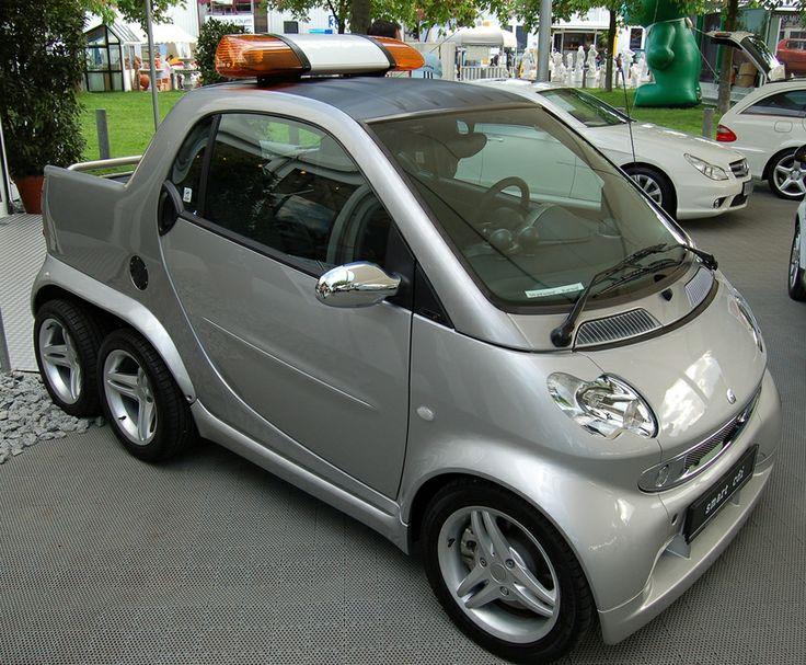 smartcar pickup smart fortwosmart carcustom