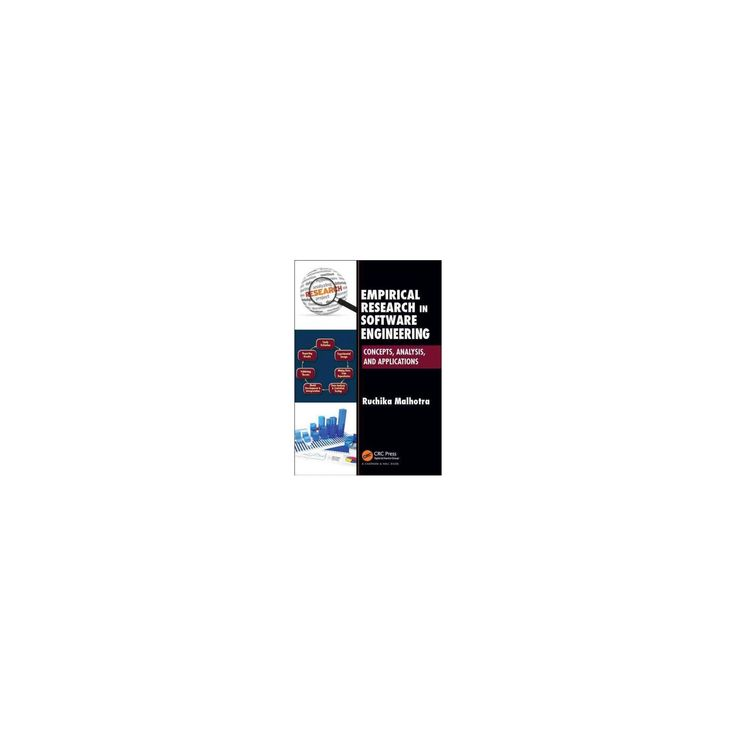 Empirical Research in Software Engineering : Concepts, Analysis, and Applications (Hardcover) (Ruchika