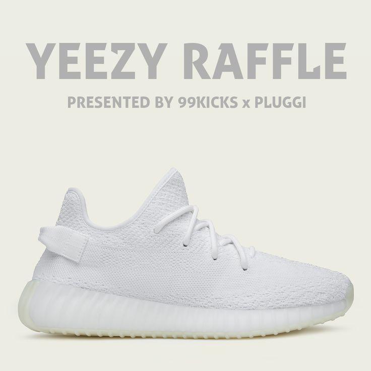 adidas Yeezy Boost 350 V2 \u0027Cream White\u0027 Raffle - Gewinne ihn jetzt!