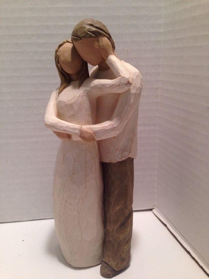 Willow Tree Together Couple Figurine Statue 2000 Susan Lordi | eBay