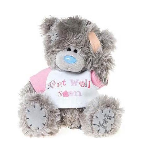 Get well soon my friend!