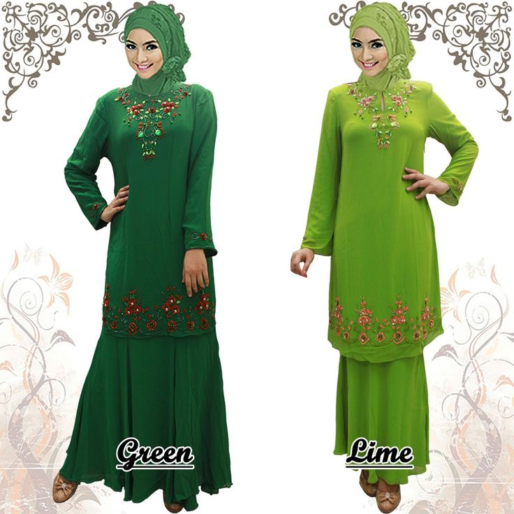 Baju Kurung Malaysia by In Her Store Indonesia Material : Chiffon Cerutti Retail Price : NOW Rp 300rb/pc PIN : 56EC4B97 Line : go2dika