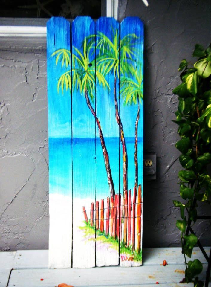 Dani's Tropical Tease Art