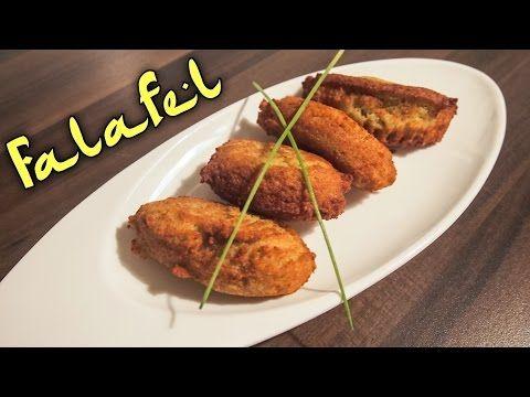 Falafel o croquetas de garbanzos | Cocina