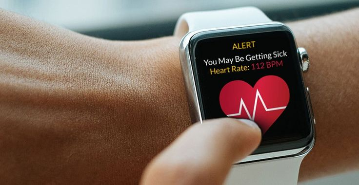 Your Wearable Device Can Predict Your Next Illness