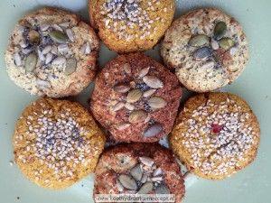 Kruidige bloemkoolbroodjes 24 oktober 2014 - 11:00 Broodachtigen, Recepten, Vegetarisch