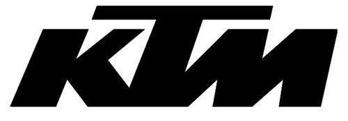 KTM STICKER DIRT LIFE DECAL EXHAUST DG PRO CIRCUIT AMA HONDA YAMAHA SUZUKI #oracal