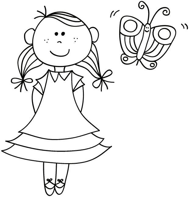 afbeeldingsresultaat voor kleurplaat meisje kleurplaten