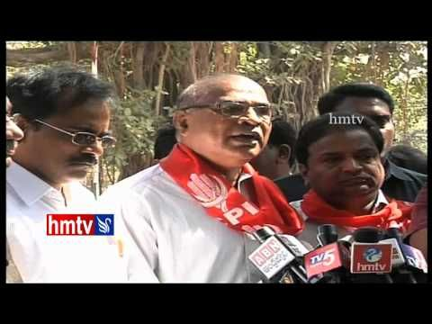 Left Parties Serious On KCR Leadership Over Chest Hospital issue