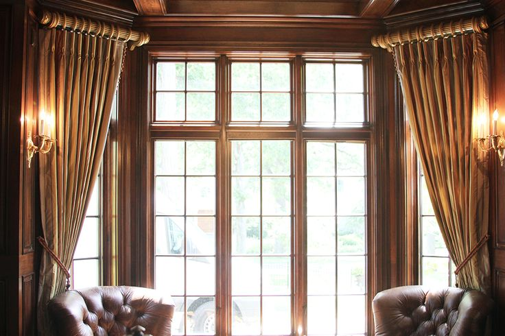 29 best gentleman 39 s library images on pinterest for High end window blinds