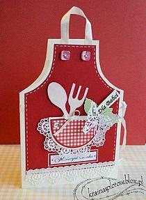 Cute card idea | scrapbooking/card-making mania na Stylowi.pl