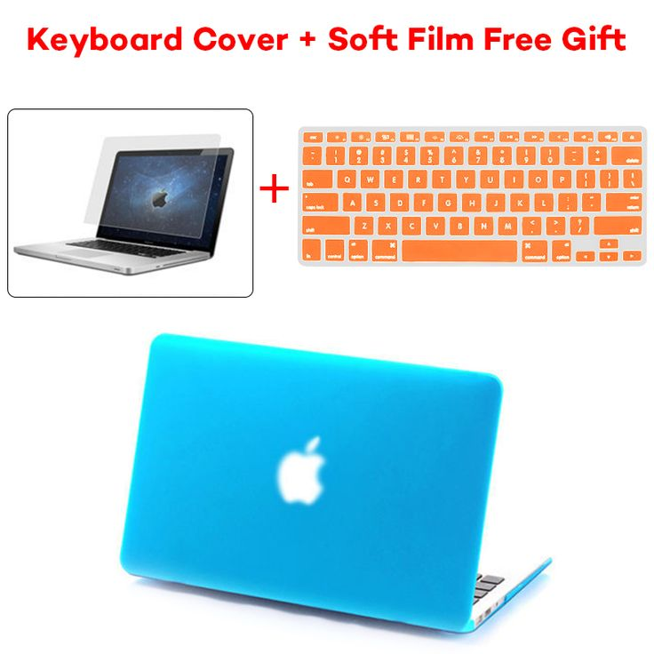 """Case For Macbook Air 11"""" 13"""" Pro 13"""" 15"""" Pro With Retina 12'' 13"""" 15"""" Laptop bag Crystal Hard Cover For Macbook Air 13 Case"""