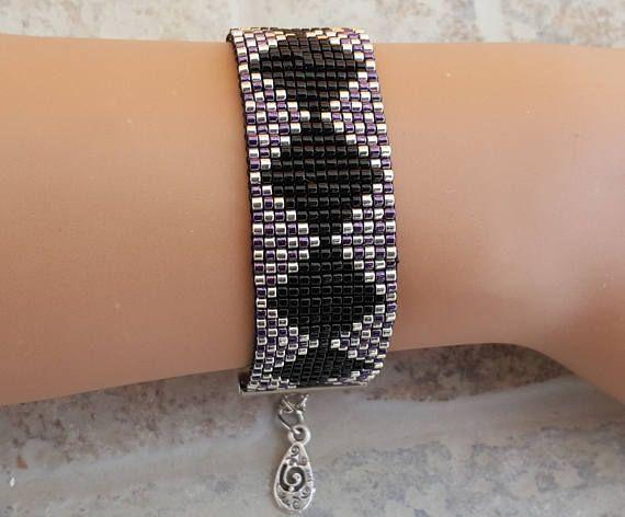 Bracciale braccialetto di perline miyuki bracciale elegante