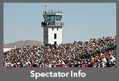Stead tower, Reno Air Races, best fans in the world