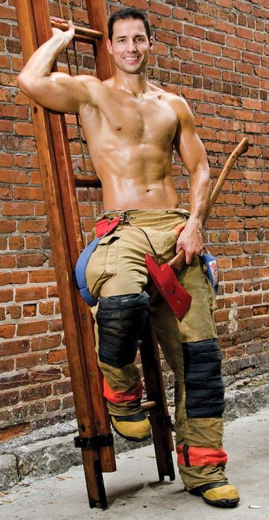 Cop dating a fireman