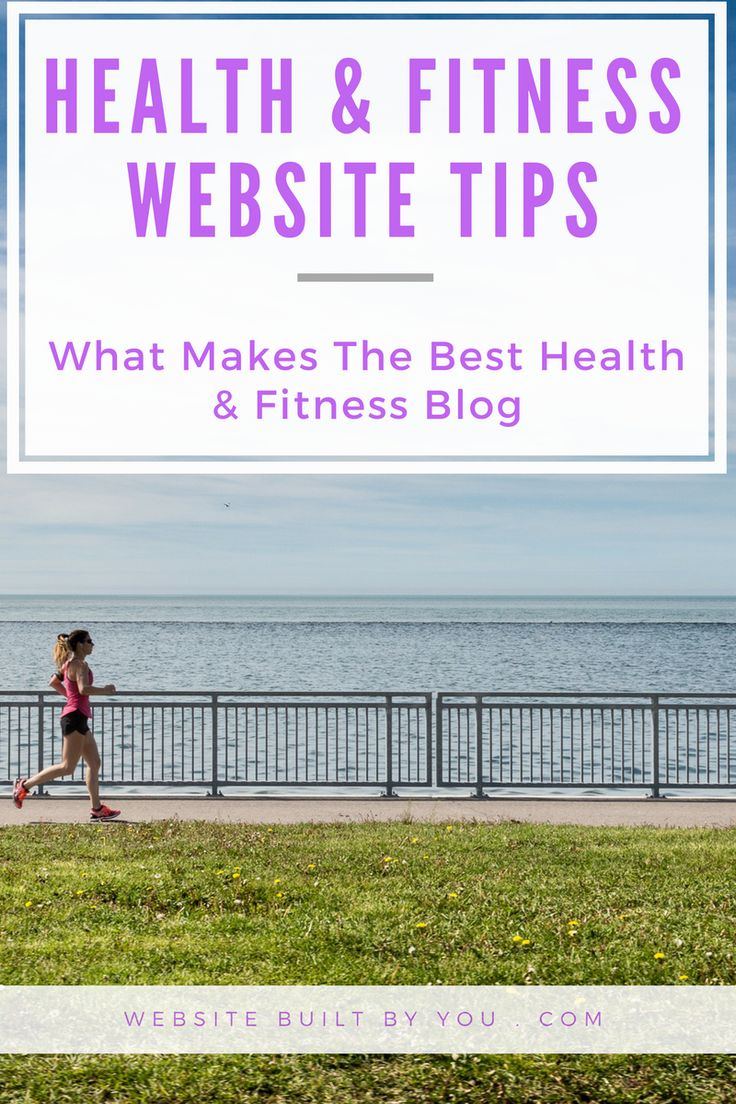 Learn to create the best fitness website for your fitness website or fitness blog. How to make an attractive fitness homepage as well as a fitness website that turns visitors into clients. Learn what you need in your health and fitness website today