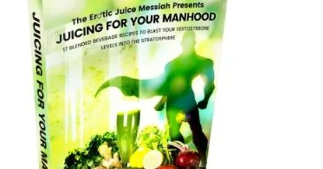 http://ift.tt/2v08leO ==>Juicing For Your Manhood Review -Truth EVERY Modern Man Needs to Know- Juicing For Your ManhoodJuicing For Your Manhood Review : http://ift.tt/2eQ0s4Z  What exactly is the Juicing For Your Manhood? Juicing For Your Manhood is an delicious juice cocktail to hack their hormones and reinvigorate their lives their sex drives and their magnetic mojo using the power of Manhancing Juicing. These delicious recipes go to work deep inside your bodys cells to annihilate the…