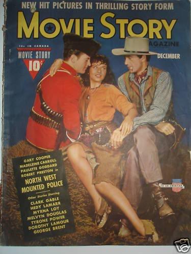 Gary Cooper, Paulette Goddard, Robert Preston   Paulette ...