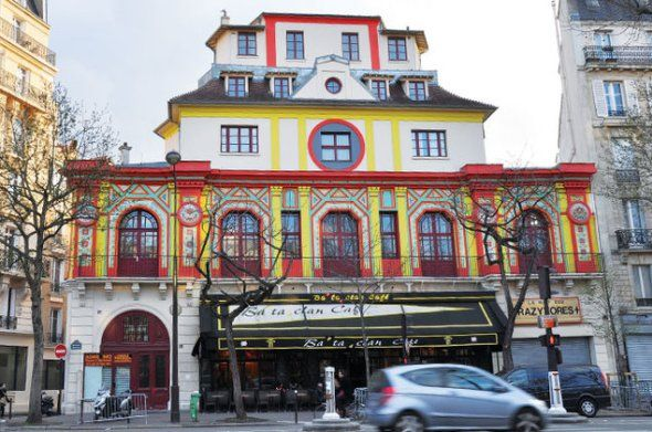 La revolución será una fiesta o no será: Bataclan, la sala atacada en París era el baile es...