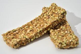 Esejský chléb s naklíčenou pohankou, Chia a kořením 100g RAW BIO