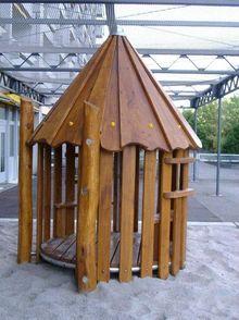 Spielhäuser: Wissmeier Spielplatzgeräte