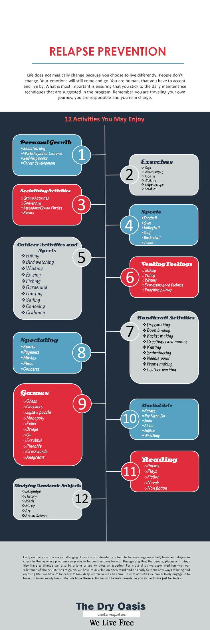 best 25  relapse prevention ideas on pinterest
