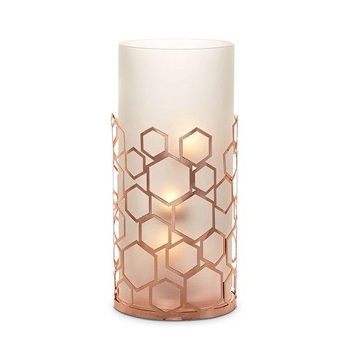 Lampe Tempete Nid D Abeille Partylite Bougies Et Decoration