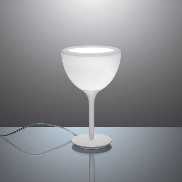 Castore Calice Lámpara de mesa