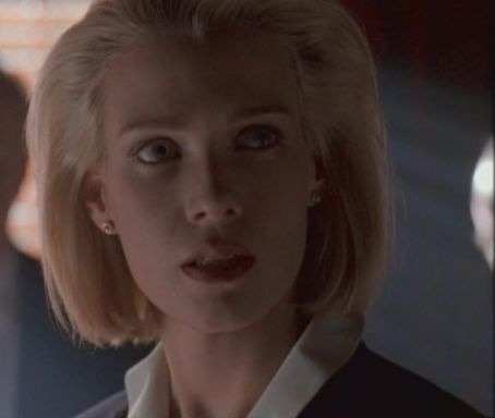 Laurie Holden as Marita Covarrubias in The X Files