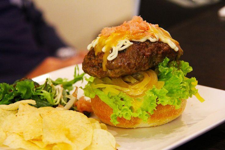 Hamburger, Voedsel, Diner, Lunch, Amerikaanse, Western