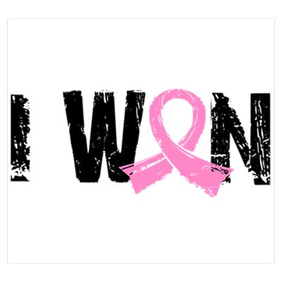 I am hoping and planning to see this be the only symbol for Breast Cancer!