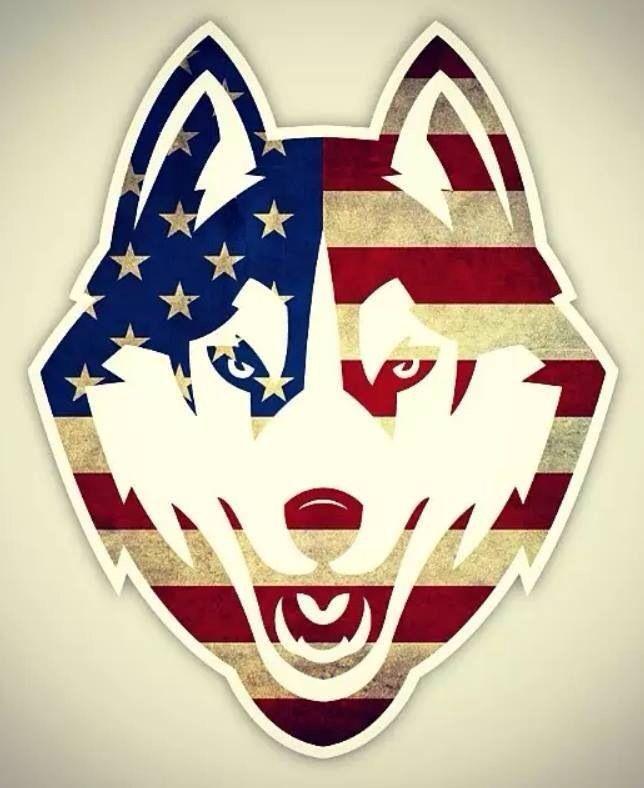 14 Best H U S K Y P R I D E Images On Pinterest Uconn Huskies
