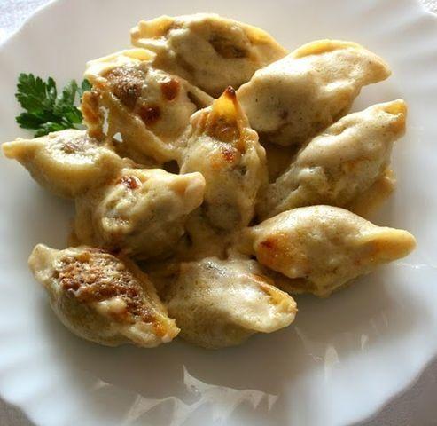 Рецепт ракушки фаршированные мясом и рикоттой (conchiglioni ripieni di carne e ricotta), пошагово, с фото – Рецепты итальянской кухни
